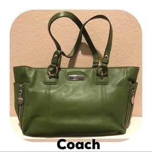 Vintage COACH handbag.